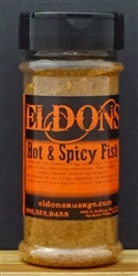 Hot & Spicy Fish Seasoning