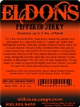 Peppered Jerky Seasoning
