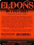 Hot & Spicy Jerky Seasoning
