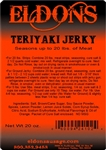 Teriyaki Jerky Seasoning