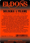 Bologna and Frank Seasoning - For 20#