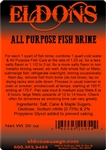 All Purpose Fish Brine
