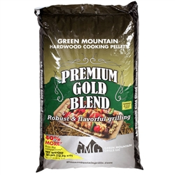 Green Mountain Premium Gold Pellets 28 lbs bag