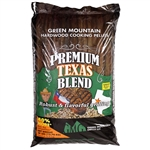 GREEN MOUNTAIN GRILLS PREMIUM TEXAS BLEND PELLETS