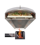 Green Mountain Grill Wood-Fired Pizza Oven Attachment