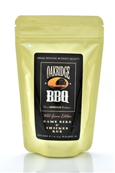 Game bird & Chicken Rub