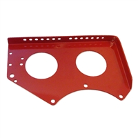 Seat Support Bracket-Left:  #350007R2