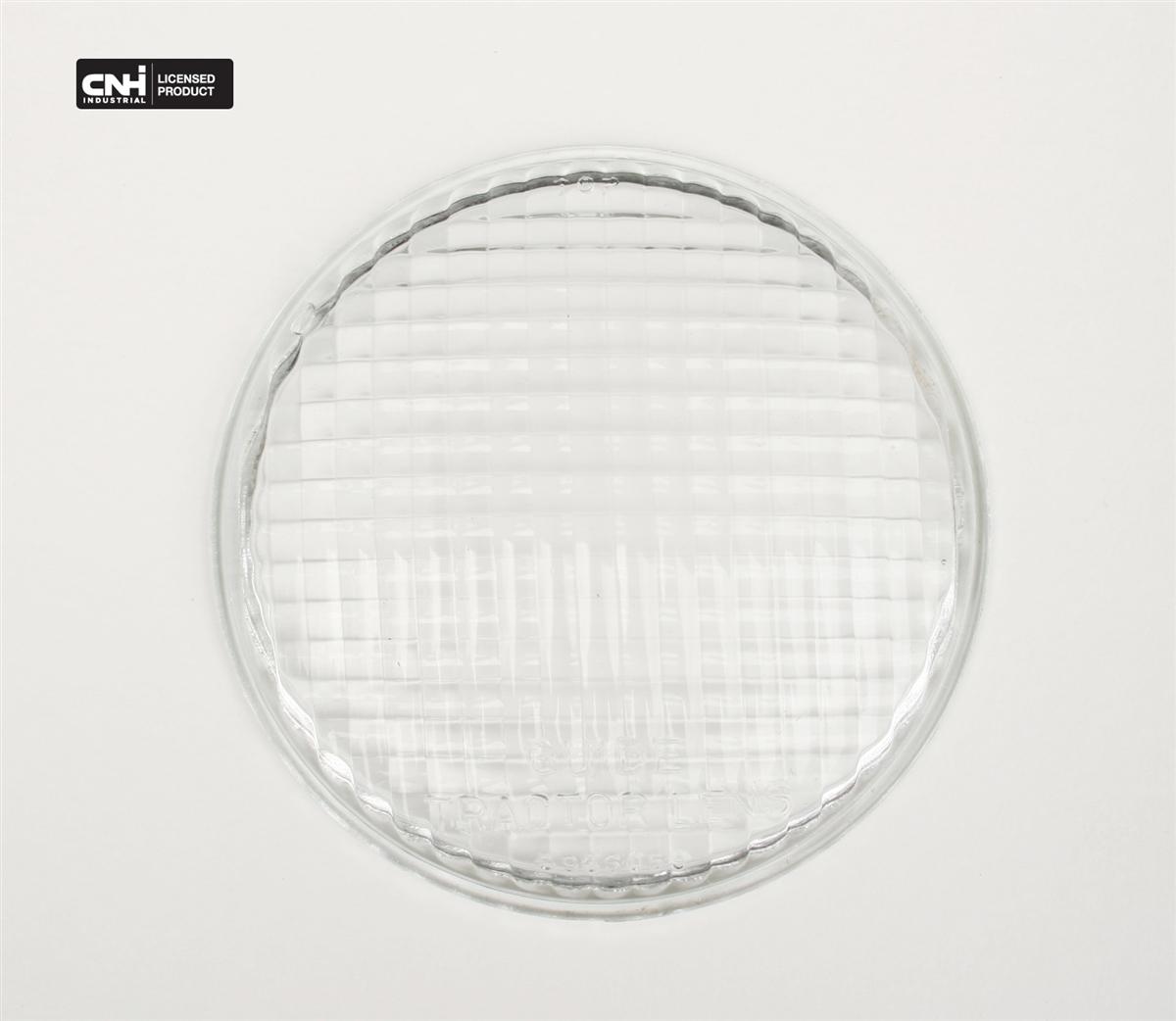 tear drop light lens