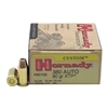 Hornady .380 ACP 25 RND BOX XTP 90GR *NO LIMITS*