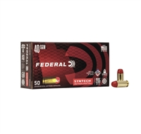 Federal Syntech 40 S&W 205 GR 50 Round Box