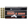 FEDERAL 9MM LUGER ULTRA RANGE AND TARGET 115GR 50 RND BOX