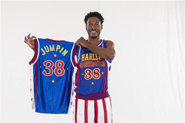 JUMPIN REPLICA JERSEY #38