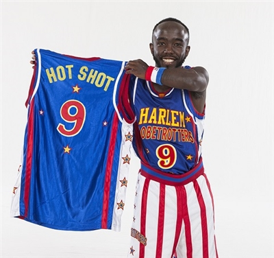 HOT SHOT REPLICA JERSEY #9