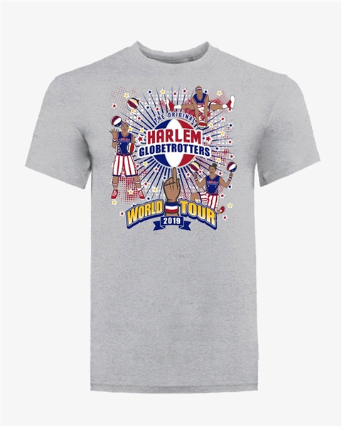 2019 TOUR T-SHIRT by Champion