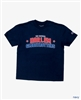Harlem Globetrotters Logo T-shirt by Champion