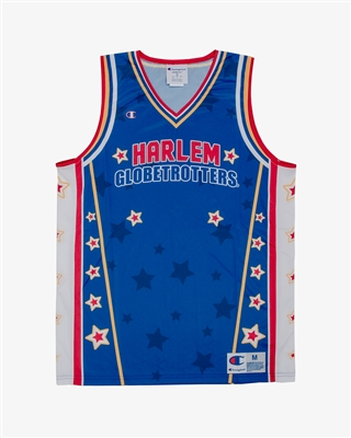 CUSTOMIZED GLOBETROTTERS' JERSEY by Champion