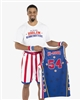 Hi-Rise #54 - Harlem Globetrotters Iconic Replica Jersey by Champion