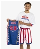 Hops #58 - Harlem Globetrotters Iconic Replica Jersey by Champion