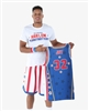 Jet #32 - Harlem Globetrotters Iconic Replica Jersey by Champion