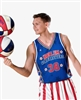 Smoove #38 - Harlem Globetrotters Iconic Replica Jersey by Champion
