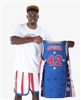 Spider #42 - Harlem Globetrotters Iconic Replica Jersey by Champion