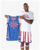 Zeus #30 - Harlem Globetrotters Iconic Replica Jersey by Champion
