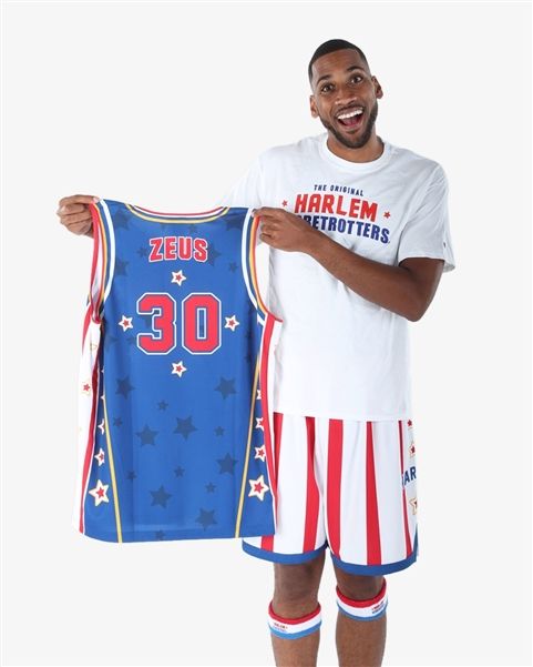 ZEUS #30 REPLICA JERSEY by Champion