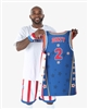Dizzy #2 - Harlem Globetrotters Iconic Replica Jersey by Champion