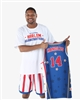 Handles #14 - Harlem Globetrotters Iconic Replica Jersey by Champion