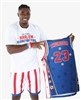 Thunder #23 - Harlem Globetrotters Iconic Replica Jersey by Champion
