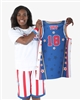 TNT #18 - Harlem Globetrotters Iconic Replica Jersey by Champion