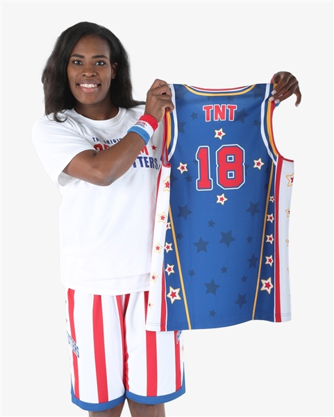 TNT #18 REPLICA JERSEY by Champion
