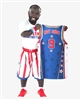 Hot Shot #9 - Harlem Globetrotters Iconic Replica Jersey by Champion