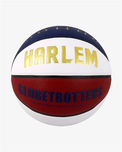 Harlem Globetrotters Replica Game Ball by Baden