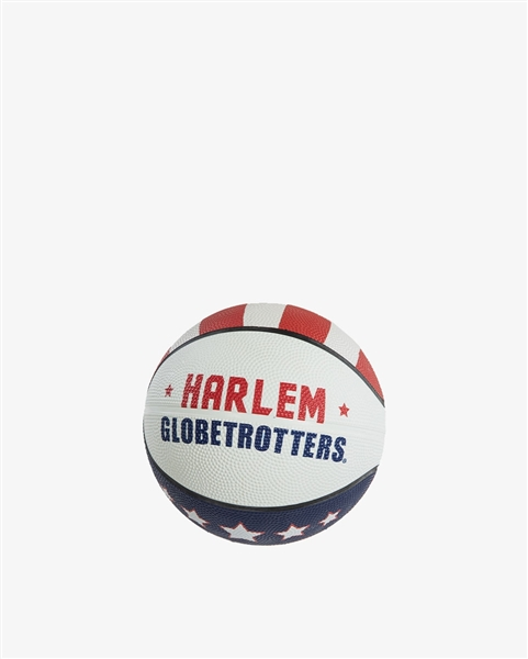 Harlem Globetrotters Souvenir Small Basketball by Baden