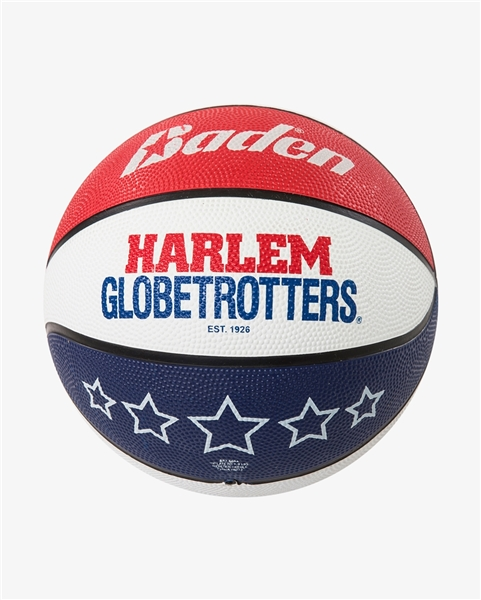 Harlem Globetrotters Souvenir Large Basketball by Baden