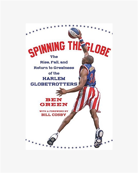 SPINNING THE GLOBE - BOOK by Ben Green