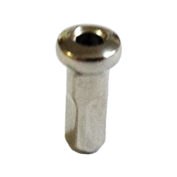 Sapim Internal Nipples - BRASS - 12mm