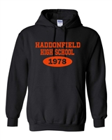 Haddonfield High School Halloween Men's HOODIE (495)