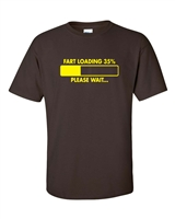 Fart Loading Men's T-Shirt  (18)
