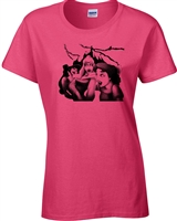 Vampire Princess Ladies T-Shirt (55)