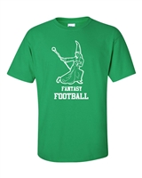 Fantasy Football Wizard Men's T-Shirt (400)