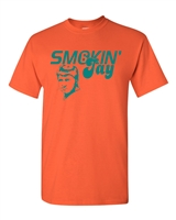 Smokin' Jay Cutler Football Men's T-Shirt (New 1663)