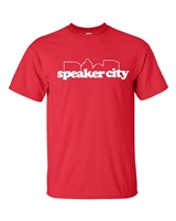 Speaker City Men's T-Shirt (161)
