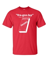 Fra-Gee-Lay That Must Be Italian A Christmas Story Men's T-Shirt (501)