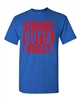 Straight Outta Wrigley Men's T-Shirt (1354)