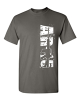AR-15 Assault Rifle Gun Rights Men's T-Shirt (1376)