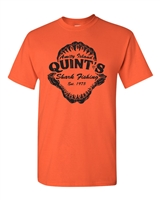 Amity Island Quint's Shark Fishing Est 1975 Men's T-Shirt (1380)