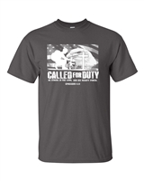 Christian Soldier Called For Duty Men's T-Shirt (1390)