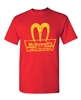 McDowell's Home of the Big Mick Men's T-Shirt (1425)